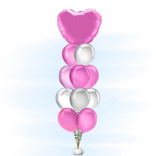 Композиции из шаров Букет Романтика buket-romantika-500x500.jpg