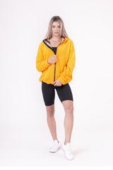Женская кофта Nebbia Neon Energy oversized hoodie 682 orange