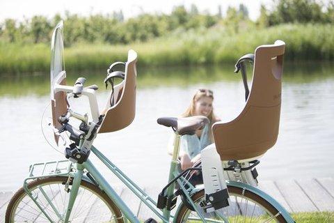 велокресло Bobike Exclusive maxi
