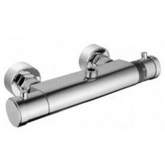 Термостат для душа с внешним подключением Vitra AquaHeat A47055EXP фото
