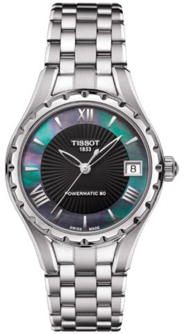 Купить Женские часы Tissot T-Trend Lady T072.207.11.128.00 по доступной цене