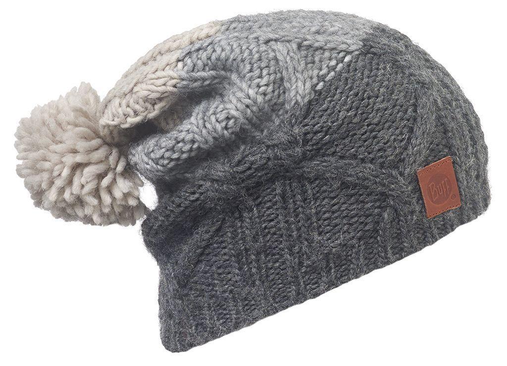 Длинная вязаная шапка Buff Braid Excalibur