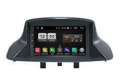 Штатная магнитола FarCar s170 для Renault Megane 08 на Android (L145)