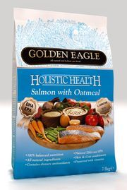 Golden Eagle Сухой корм Golden Eagle Holistic Holistic Salmon with Oatmeal Голден Игл Холистик Лосось с овсянкой BSalmon.jpg
