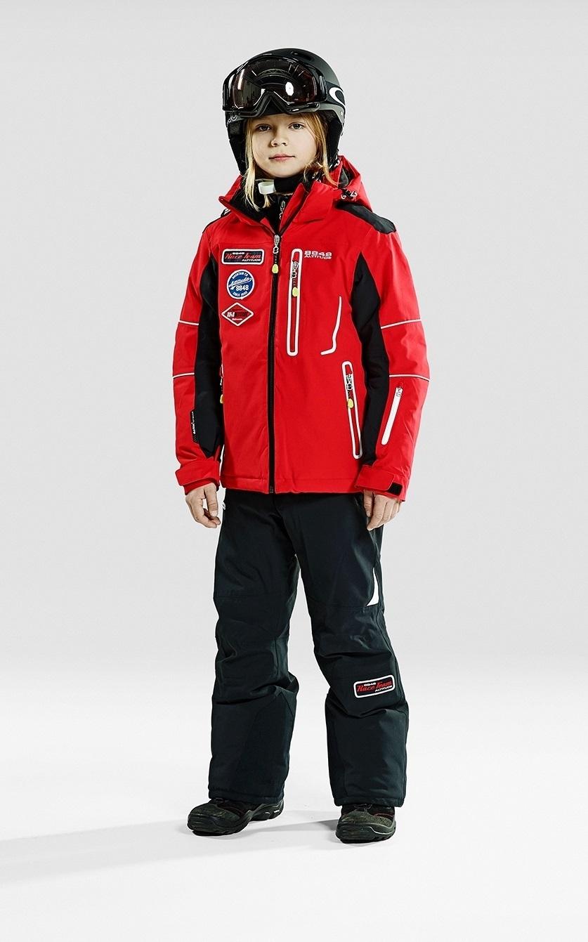 Детский горнолыжный костюм 8848 Altitude Challenge-Track 860803-861008) | Интернет-магазин Five-sport.ru