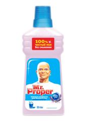 Средство для мытья полов и стен Mr. Proper