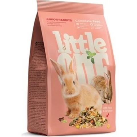 Little One Корм для молодых кроликов 400г