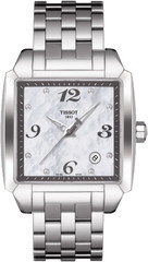 Женские часы Tissot T-Trend Quadrato T005.510.11.117.00