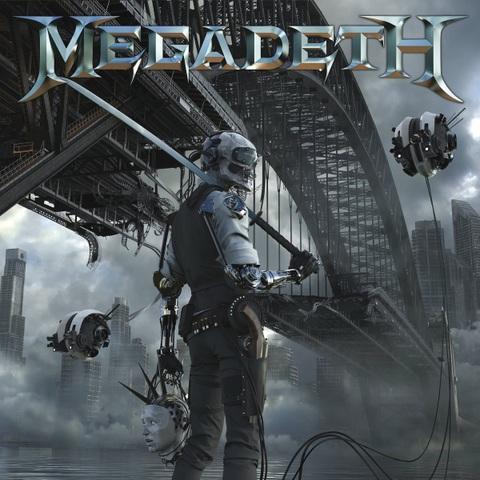 Megadeth / Dystopia (CD)