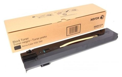 Тонер черный XEROX 006R01529 для Colour 550/560/570. Ресурс 30000 страниц