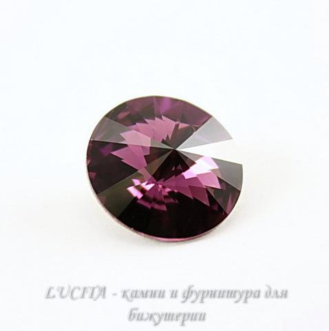 1122 Rivoli Ювелирные стразы Сваровски Amethyst (14 мм) ()