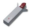 Нож Victorinox Forester, 111 мм, 12 функций, с фиксатором лезвия, красный