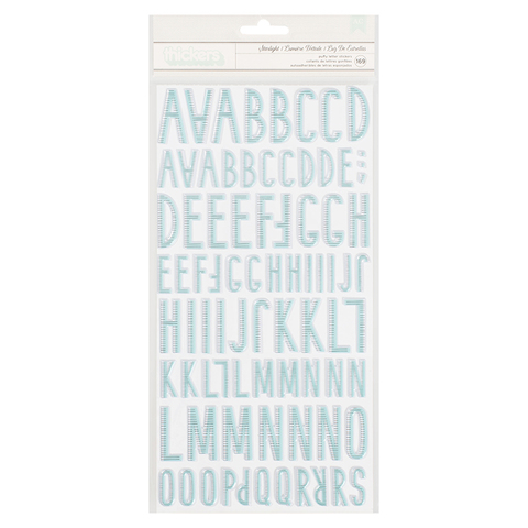 Объемный алфавит Little you by Crate Paper 169 шт