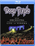 Deep Purple ‎/ Live In Verona (Blu-ray)