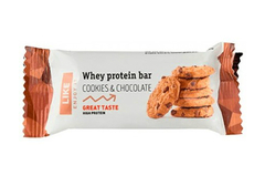 Протеиновый батончик со вкусом печенья и шоколада, 35г
