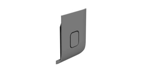 Крышка Replacement Door HERO7 Silver (ABIOD-001)
