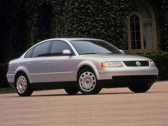 Чехлы на Volkswagen Passat 5/5+ седан 1997–2005 г.в.