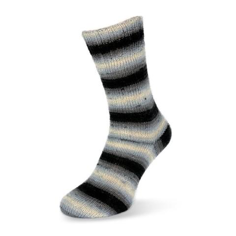 Носочная пряжа Rellana Flotte Socke Degrade 1460 купить