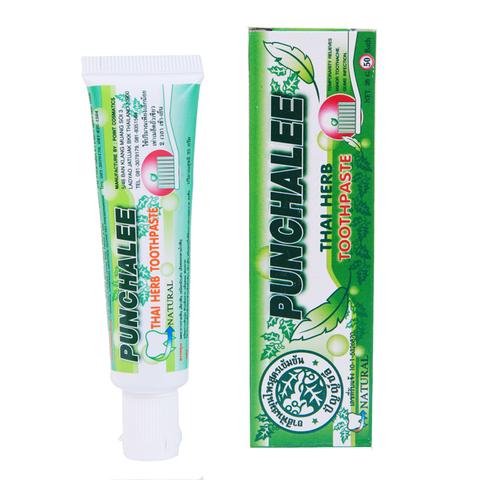 Отбеливающая зубная паста PUNCHALEE
