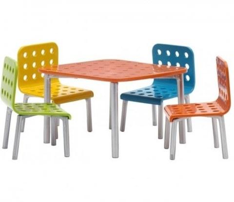 Мебель для домика Lundby Набор для террасы 60905000