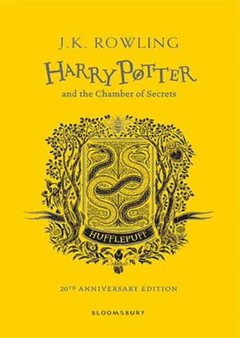 9781408898154 - Harry Potter and the Chamber of Secrets – Hufflepuff Edition