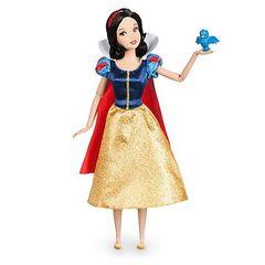 Кукла Белоснежка Перевыпуск 2017 с  птичкой - Snow White, Disney