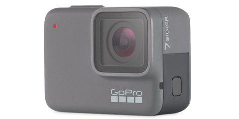 Запасная крышка Replacement Door HERO7 Silver (ABIOD-001) на камере
