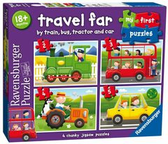 Travel Far my first puzzle    2/3/4/5p