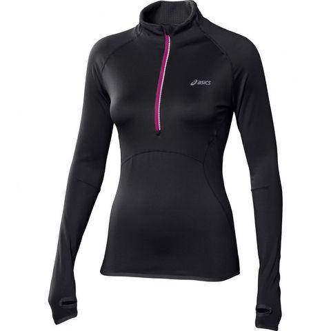 Asics Winter 1/2 Zip Top Рубашка беговая женская
