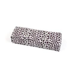 Подлокотник кожаный для рук (Леопард)
