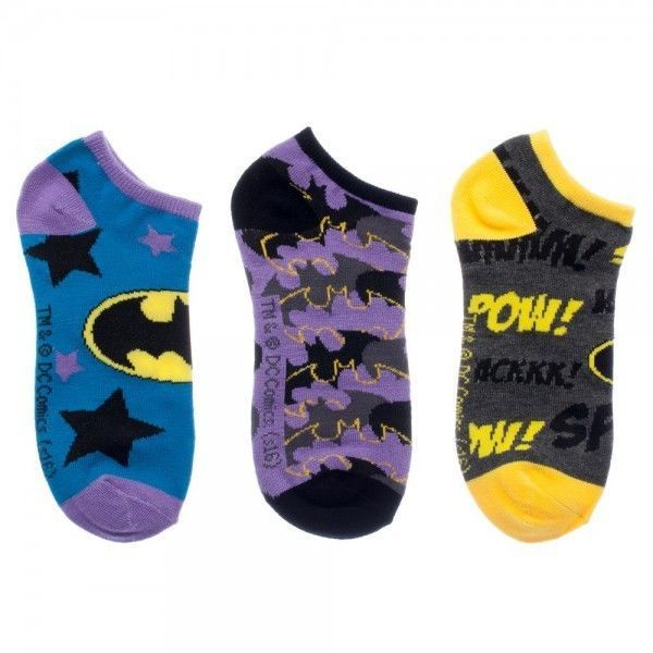 Носки с логотипом Супергероя Бэтмена