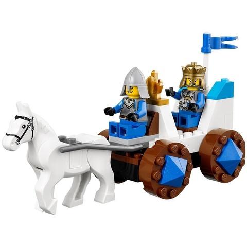 LEGO Juniors: Рыцарский замок 10676