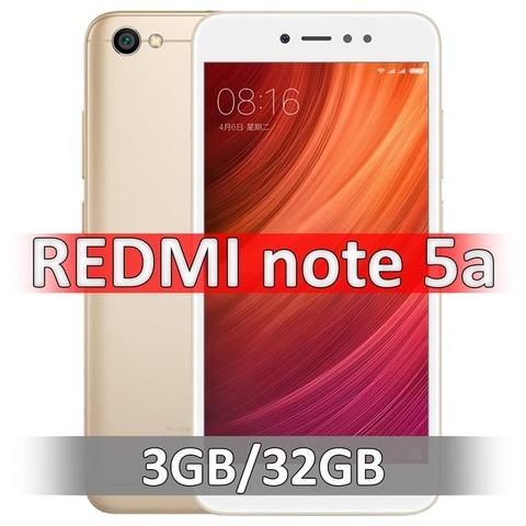 Xiaomi Redmi Note 5A (3-32Gb) Gold