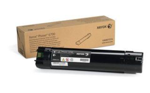 Тонер черный Xerox Phaser 6700. Ресурс 18К. (106R01526)