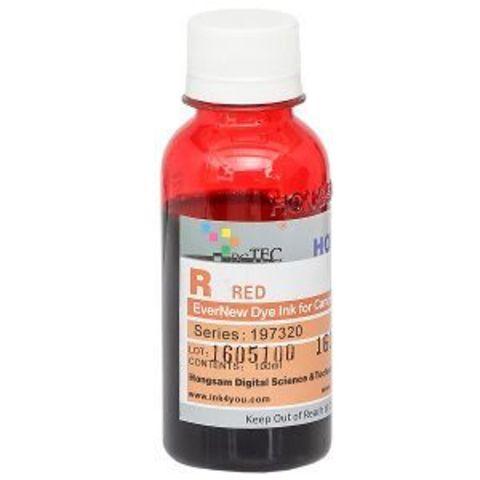 Чернила DCtec серии 197320 - Red (красный) 100 мл