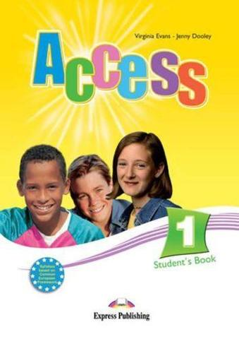 Access 1. Student's Book. Beginner. Учебник.