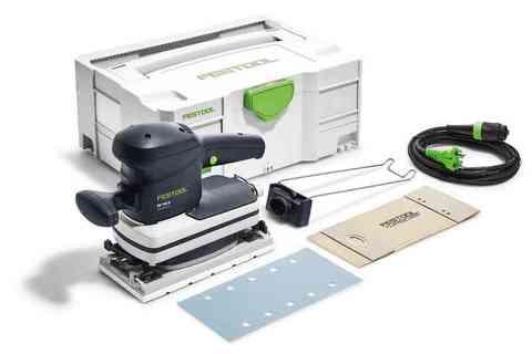Плоскошлифовальная машинка RUTSCHER RS 100 Q-Plus
