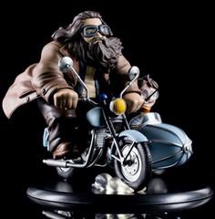 Harry Potter And Rubeus Hagrid Q-Fig Max