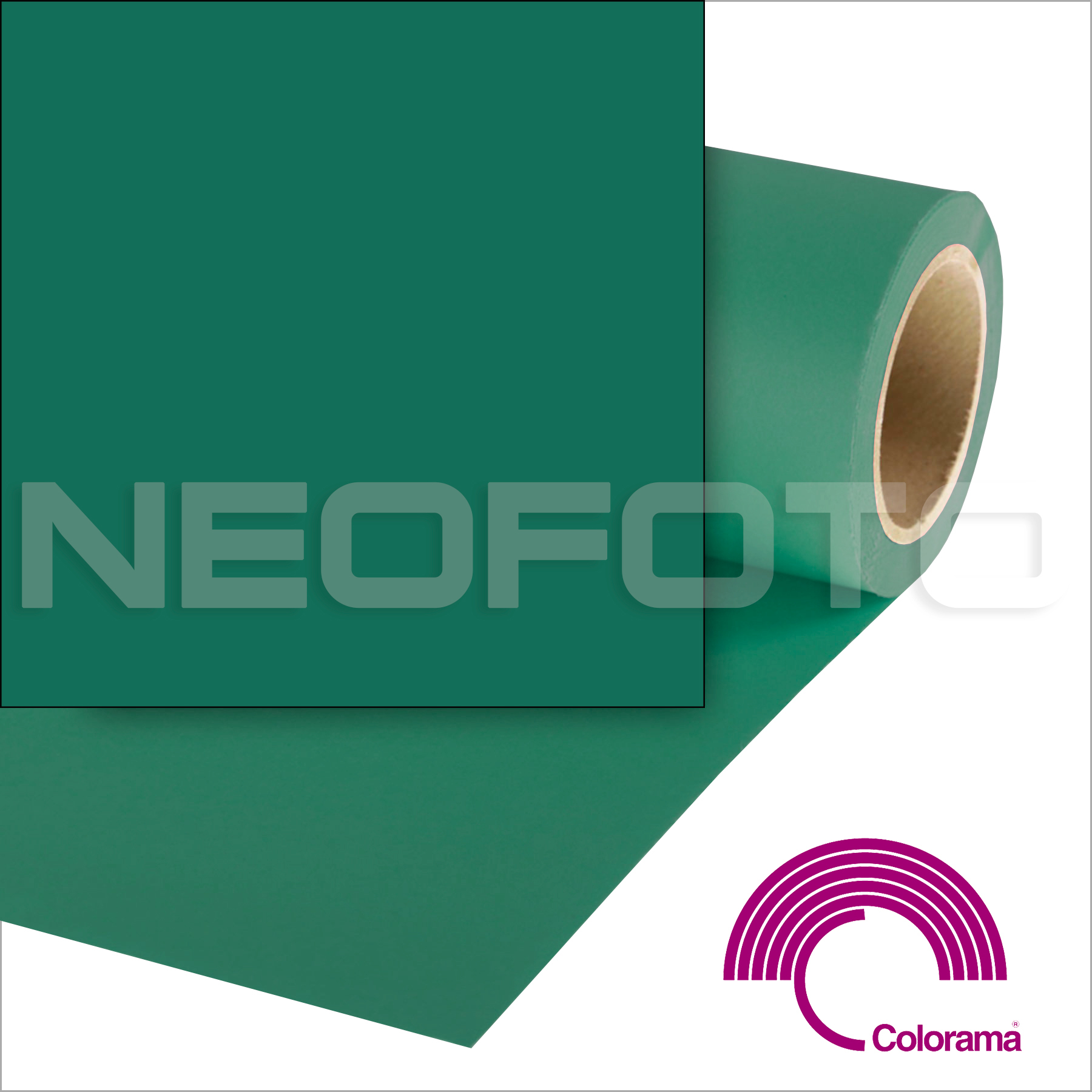 Colorama CO137 Spruce Green 2.72х11 м