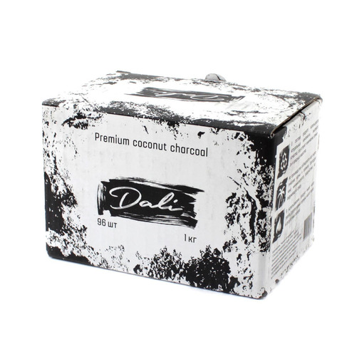 Уголь Dali 1 кг 22 мм