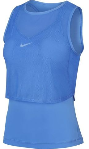 Женский теннисный топ Nike Court Elevated Essential Dry Tank  / CI9320-478
