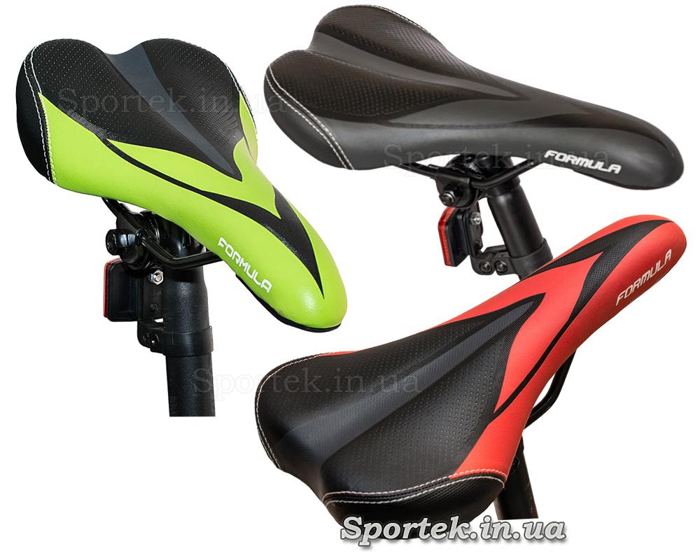 Седла горного мужского велосипеда Formula Atlant DD (Формула Атлант ДД)