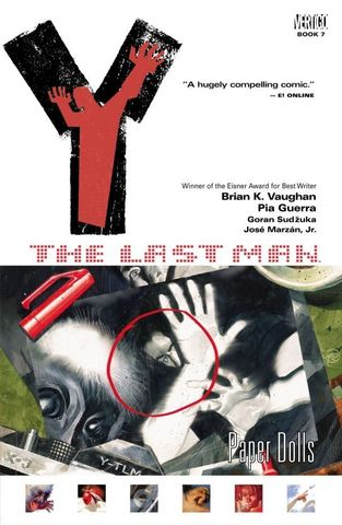 Y: the last man. Vol. 7