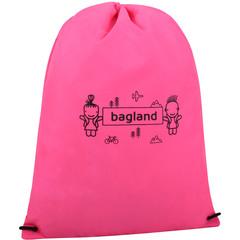 Рюкзак Bagland Котомка 8 л. Ярко-розовый (00566152)