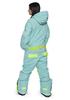 Комбинезон с флисовым утеплителем Cool Zone (Кул зон) Fox голубой