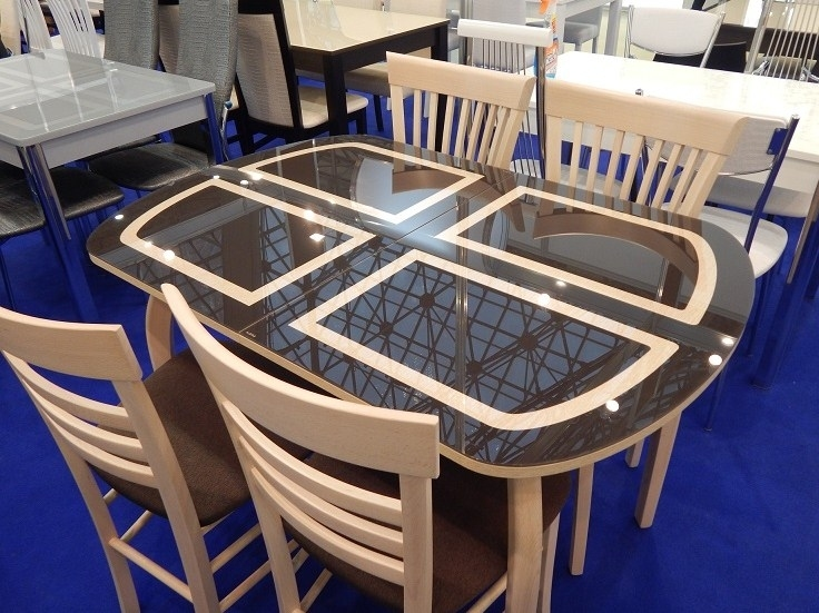 Фабрика стеклянных столов