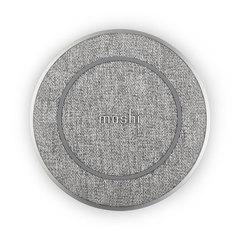 Беспроводное зарядное устройство Moshi Otto Q, серый цвет