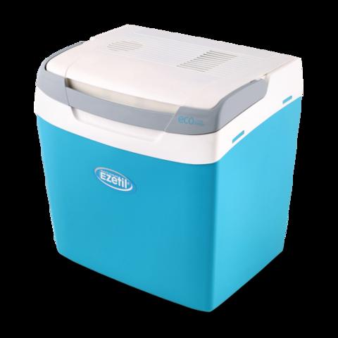 Термоэлектрический автохолодильник Ezetil E 26 EEI (12V/220V, 26л)