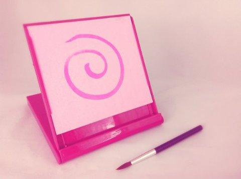 Планшет для рисования водой Mini Buddha Board, розовый (MBBpink)