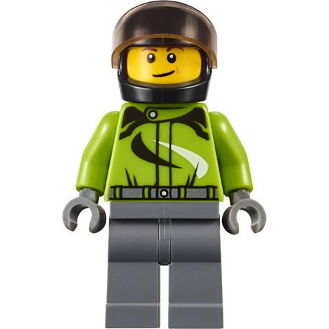 LEGO City: Самолет скорой помощи 60116